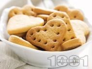 Рецепта Домашни канелени сладки с мед и канела
